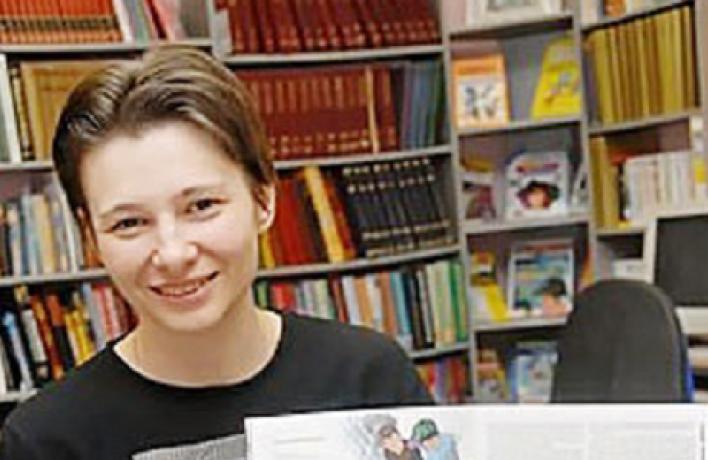 Ольга Златогорская