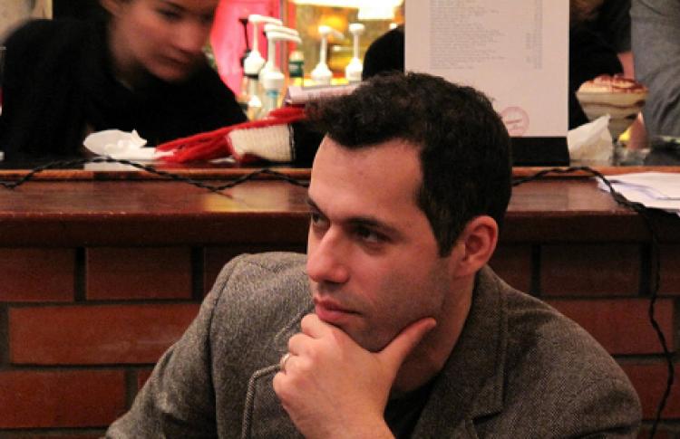 Михаил Идов