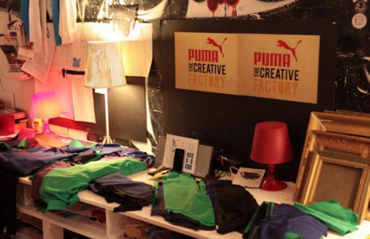 T7 PUMA Creative Factory