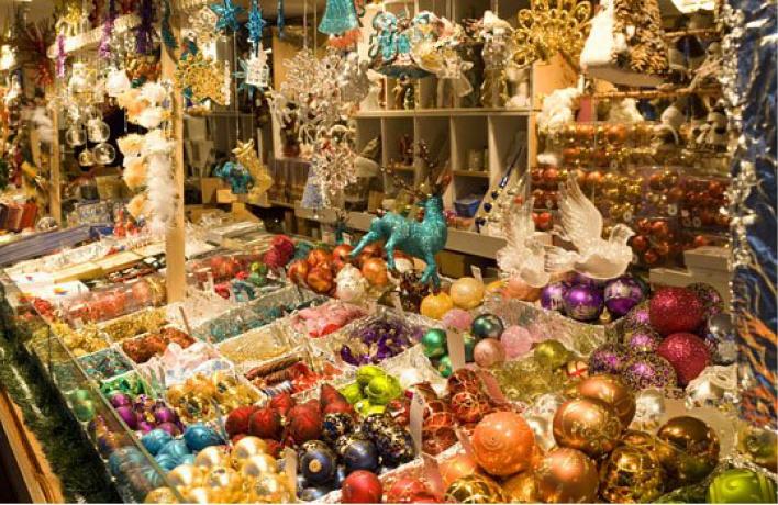 Рождественские базары начинают свою работу