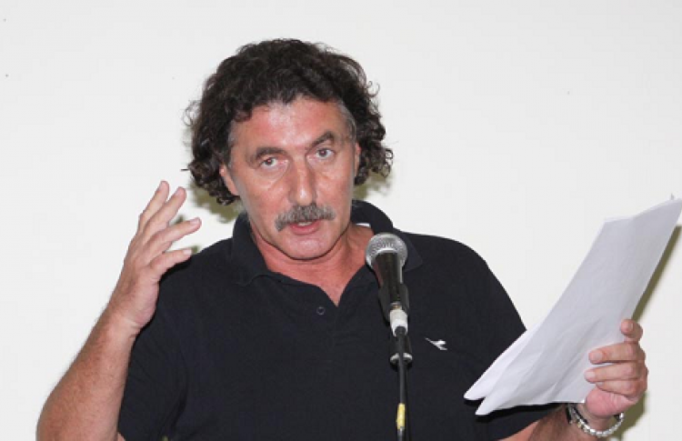 Петр Межурицкий