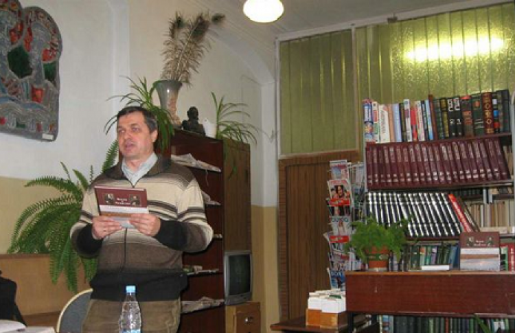 Дмитрий Подушков