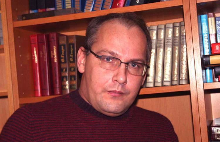 Дмитрий Стародубцев