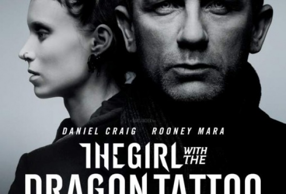 Девушка с татуировкой дракона - Фото №0