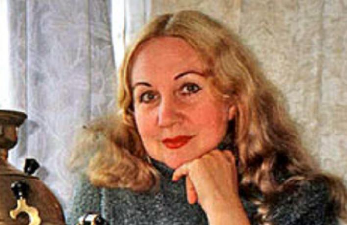 Эльвира Частикова