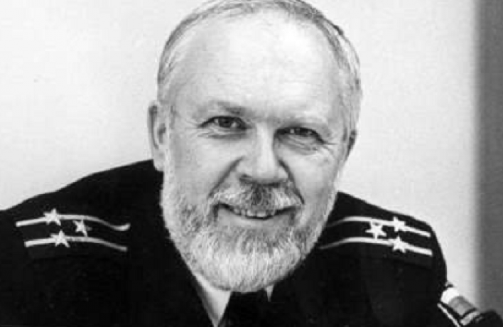 Николай Черкашин