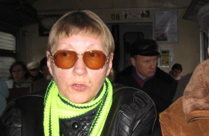Вера Чижевская