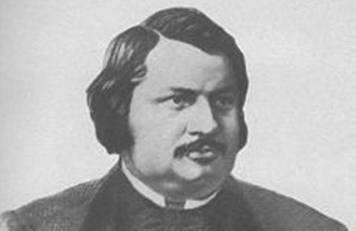 Honorе de Balzac