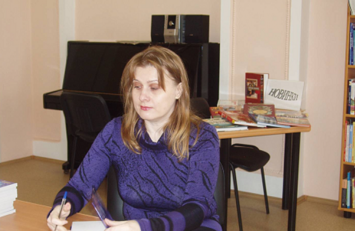 Ольга Юнязова