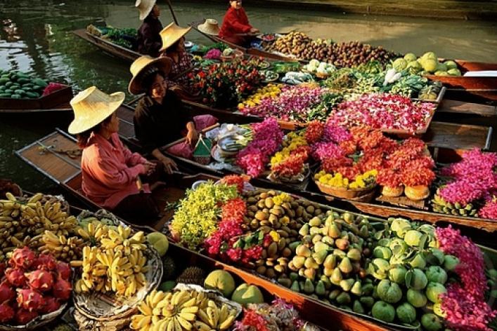 5самых полезных рынков мира