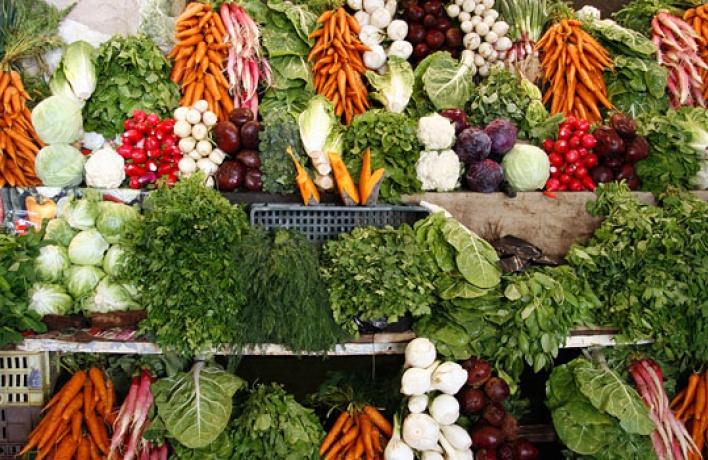 Открылся первый фермерский рынок «Экобазар»
