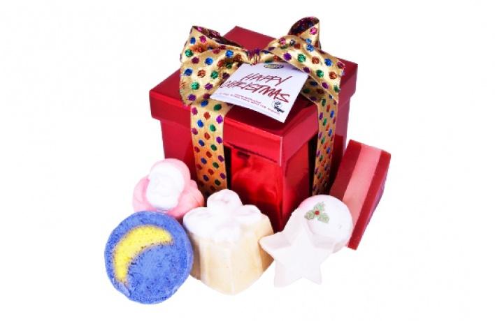 Новогодние коллекции для ванны идуша