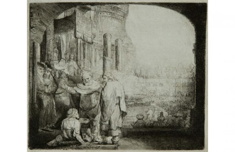 Сохраняя культурное наследие: гравюры старых мастеров