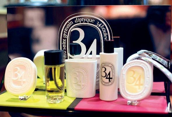 Новый аромат отDiptyque— 34boulevard Saint-Germain - Фото №0