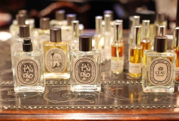 Новый аромат отDiptyque— 34boulevard Saint-Germain - Фото №1