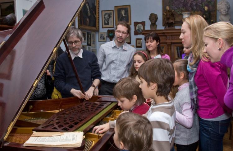 Рояль - и форте, и пиано