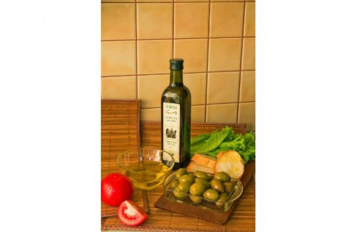 Оливковое масло Ruspina — экслюзивно вРоссии