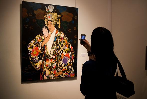Фоторепортаж: выставка Кензо Такада - Фото №2