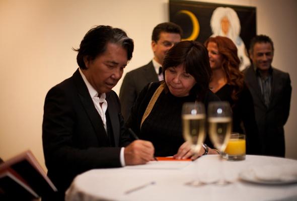 Фоторепортаж: выставка Кензо Такада - Фото №3