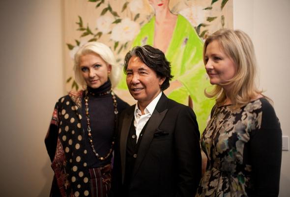 Фоторепортаж: выставка Кензо Такада - Фото №26