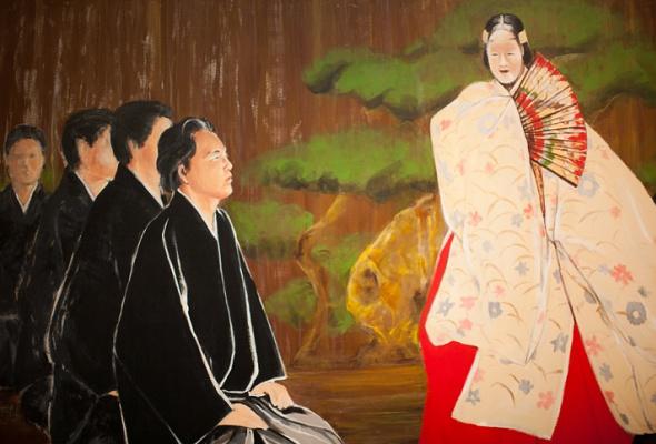 Фоторепортаж: выставка Кензо Такада - Фото №7