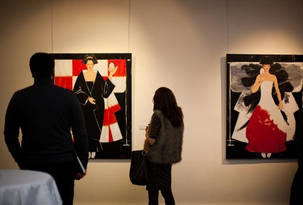 Фоторепортаж: выставка Кензо Такада - Фото №8
