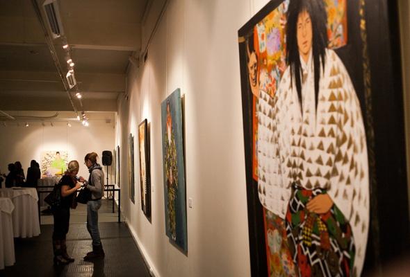 Фоторепортаж: выставка Кензо Такада - Фото №10