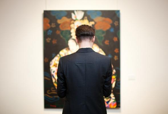 Фоторепортаж: выставка Кензо Такада - Фото №1