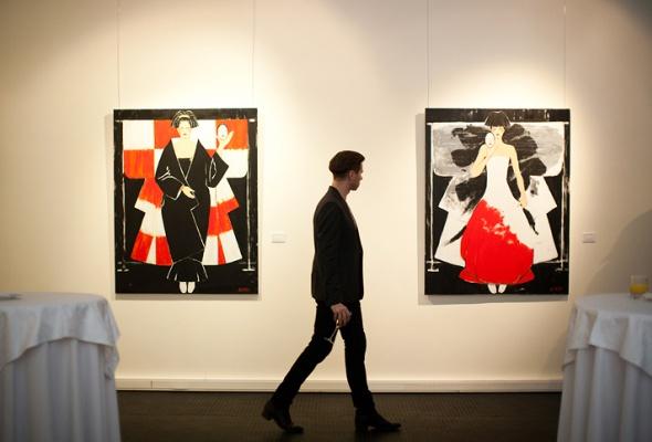 Фоторепортаж: выставка Кензо Такада - Фото №0
