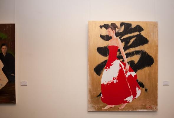 Фоторепортаж: выставка Кензо Такада - Фото №15