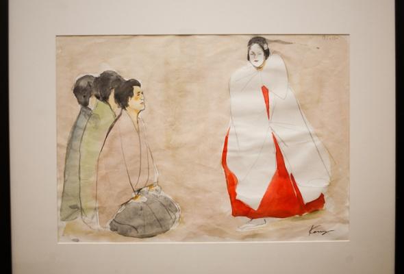 Фоторепортаж: выставка Кензо Такада - Фото №20