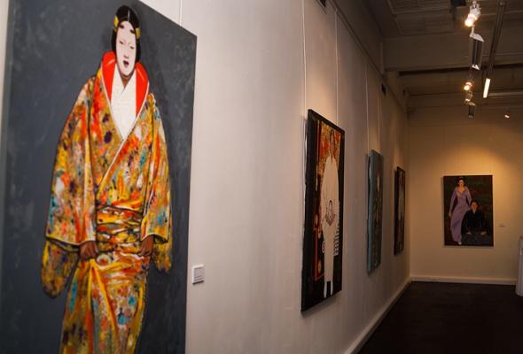 Фоторепортаж: выставка Кензо Такада - Фото №21