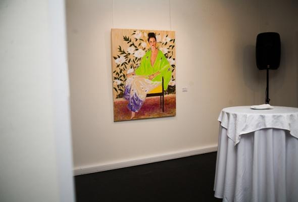Фоторепортаж: выставка Кензо Такада - Фото №22