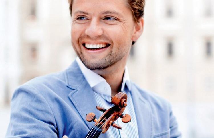 Юлиан Рахлин (скрипка, альт) + Итамар Голан (фортепиано)