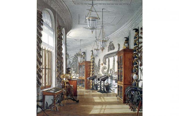 История интерьеров и декоративно-прикладного искусства Европы
