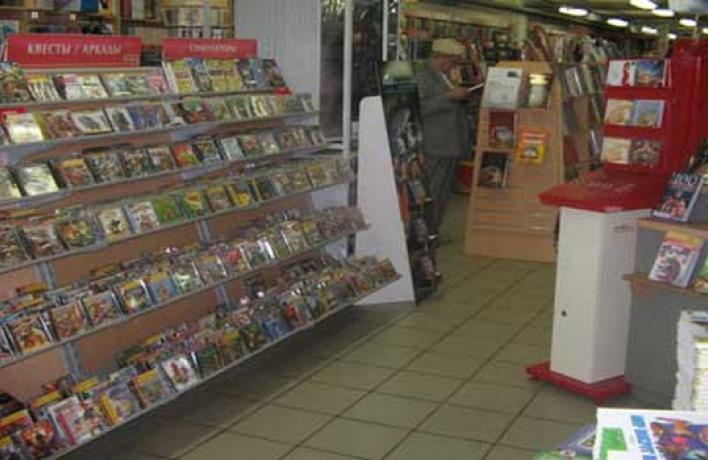 Лас-Книгас на Рязанском проспекте