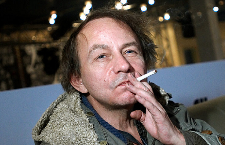 Мишель Уэльбек