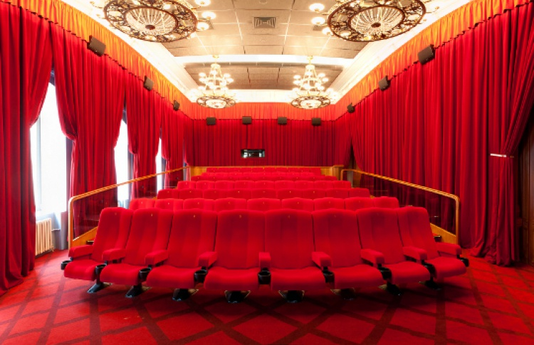 ВГУМе появился кинотеатр