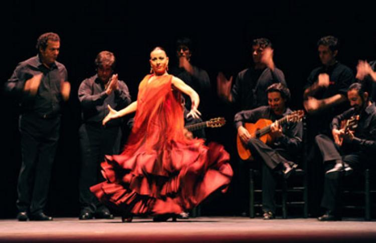 Национальный балет Испании