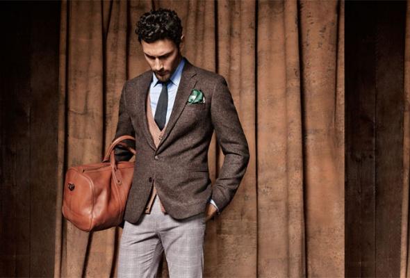 25модных мужских сумок - Фото №0