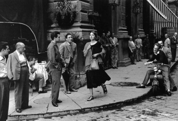 ВЦентре братьев Люмьер показывают Америку 1950-х - Фото №1