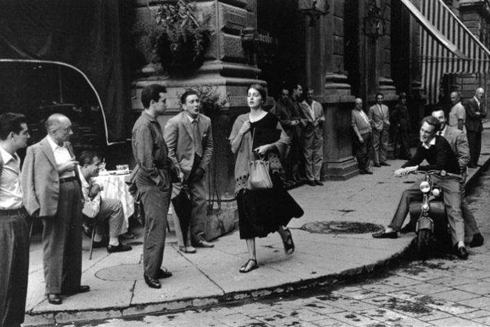 ВЦентре братьев Люмьер показывают Америку 1950-х