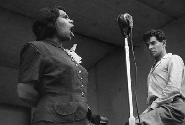 ВЦентре братьев Люмьер показывают Америку 1950-х - Фото №0