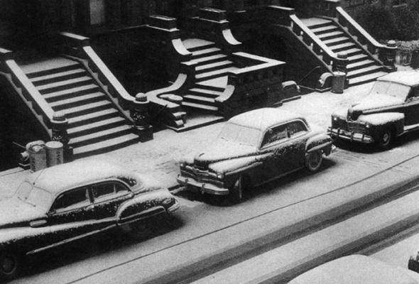 ВЦентре братьев Люмьер показывают Америку 1950-х - Фото №2