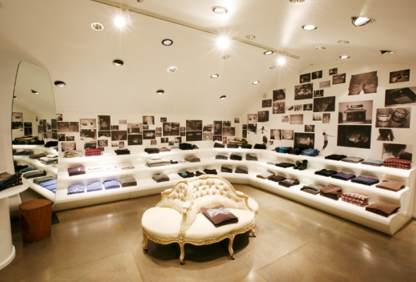 ВГУМе открылся бутик Zadig & Voltaire - Фото №1