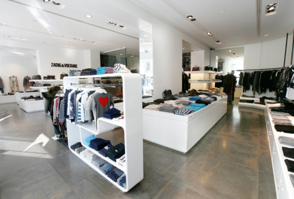 ВГУМе открылся бутик Zadig & Voltaire - Фото №3