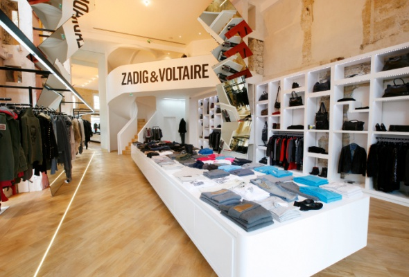 ВГУМе открылся бутик Zadig & Voltaire - Фото №0