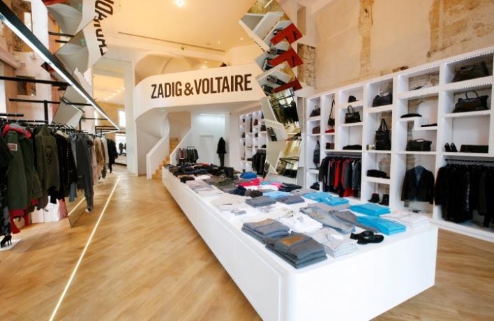 ВГУМе открылся бутик Zadig & Voltaire