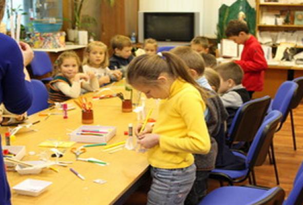 Российская государственная детская библиотека - Фото №1