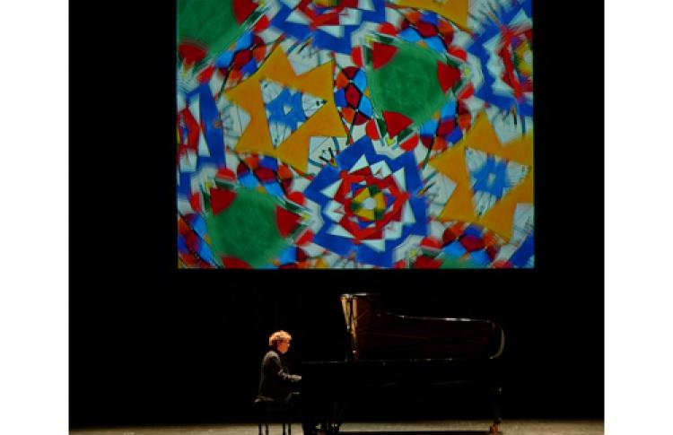 Фортепианный вечер Михаила Рудя